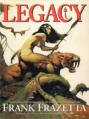 Legacy: FRANK FRAZETTA, ARNIE