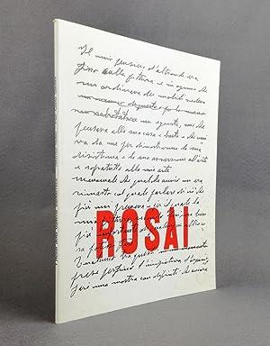 I Rosai della Galleria Santacroce: GATTO, ALFONSO -