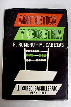Aritmética y geometría ,: Romero, R.