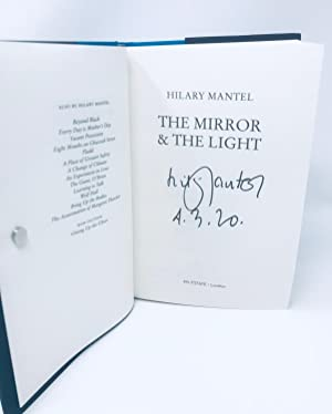 The Mirror and the Light (The Wolf: Mantel, Hilary