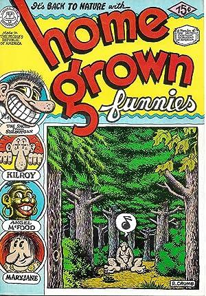 home grown funnies: Crumb, R.