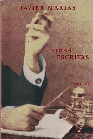 Vidas escritas: Marías, Javier