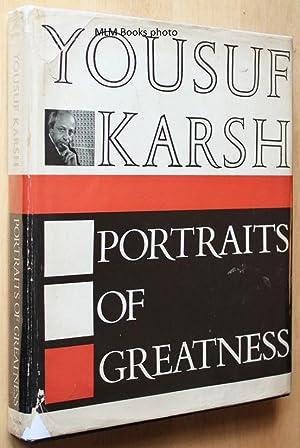 Yousuf Karsh, Portraits of Greatness: Karsh, Yousuf