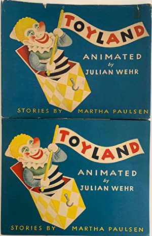 Toyland, An Animated Book: PAULSEN, Martha, stories