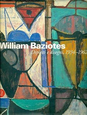 William Baziotes Dipinti E Disegni 1934 1962: Michael Preble