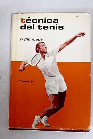 Imagen del vendedor de La técnica del tenis a la venta por Alcaná Libros