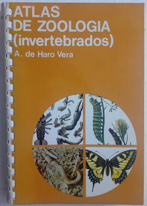Atlas de zoología (invertebrados): A. de Haro