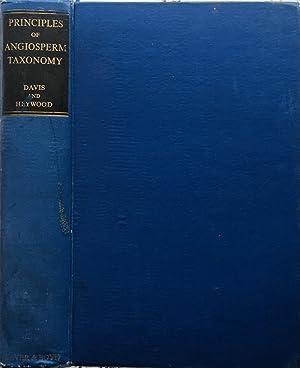 Principles of angiosperm taxonomy: Davis, P.H. &