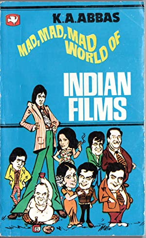 Seller image for MAD, MAD, MAD WORLD OF INDIAN FILMS for sale by PERIPLUS LINE LLC