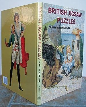 BRITISH JIGSAW PUZZLES OF THE TWENTIETH CENTURY.: JIGSAW PUZZLES. By