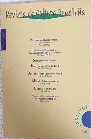 Revista de Cultura Brasileña - Número especial: Maura, Antonio (Coord.)