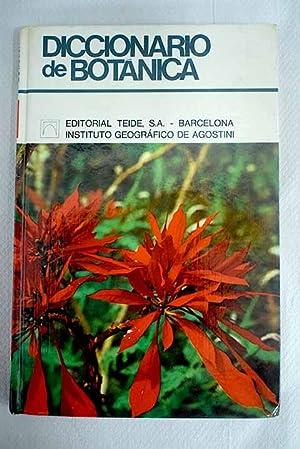 Diccionario de botánica: Tosco, Uberto
