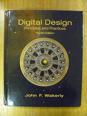 Digital Design: Principles & Practices 4/ed.: Wakerly, John