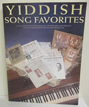 Yiddish Song Favorites