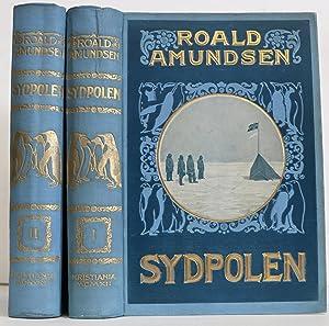 Sydpolen Den Norske Sydpolsfaerd Med Fram 1910-1912: Amundsen, Roald