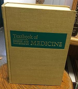 Cecil-Loeb Textbook of Medicine Twelfth Edition: Beeson, Paul B.