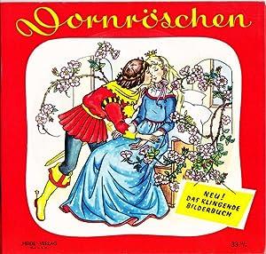 Dornröschen. Illustrationen von Felicitas Kuhn-Klapschy. Sprecher: Otto: GRIMM, Brüder)