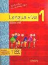 LENGUA VIVA 1ºESO 2002: Consuelo González Cubero;