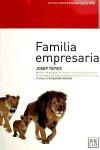 FAMILIA EMPRESARIA: TAPIES , JOSEPH