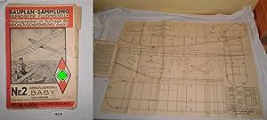 "Segelflugmodell ""Baby"" (Bauplan-Sammlung erprobter Flugmodelle Nr. 2): H. Kirschke"