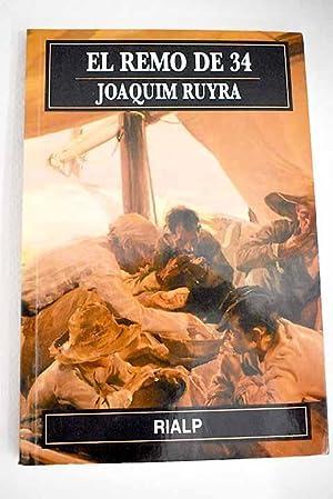 Imagen del vendedor de El remo de treinta y cuatro a la venta por Alcaná Libros