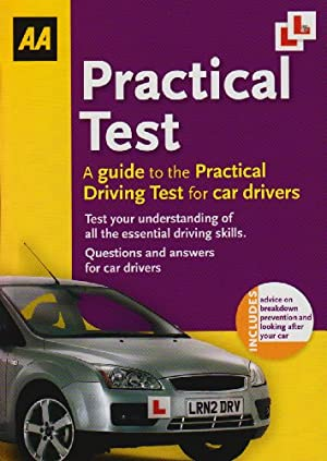 AA LH56721 Driving Test Practical (AA Practical Test)