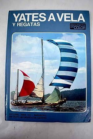Imagen del vendedor de Yates a vela y regatas a la venta por Alcaná Libros