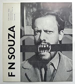 F N Souza. Gallery One, London November: SOUZA, F N.