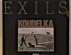 Exils (Exiles) 1st Edition, 1988: Josef Koudelka