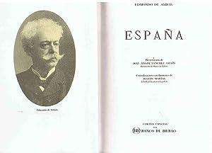 ESPAÑA.: Amicis. Edmondo de