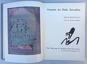Fantastic Art, Dada, Surrealism, edited by Alfred: Georges, Hugnet, Courter