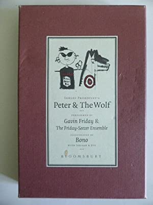 Peter and the Wolf (with audio CD): Prokofiev, Sergei