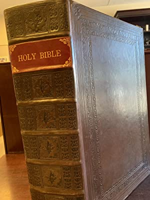 THE HOLY BIBLE.[FIRST EDITION OF THE KING: Bible in English