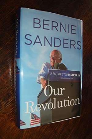 Our Revolution (signed 1st printing)
