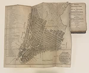 Blunt's Stranger's guide to the city of New-York: Comprising a description of public buildings, d...
