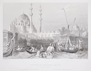 The beauties of the Bosphorus.: PARDOE, Julia; BARTLETT,