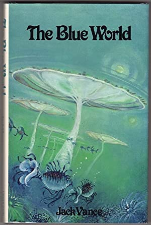 The Blue World by Jack Vance SIGNED LTD ED