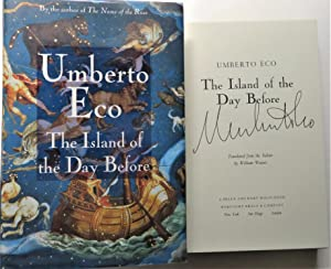 The Island of the Day Before: Eco, Umberto; Weaver,