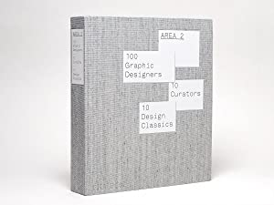 Area 2. 100 graphics designers, 10 curators, 10 design classics.