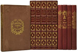 The Christmas Books. [A Christmas Carol; The: DICKENS, Charles (1812-1870),