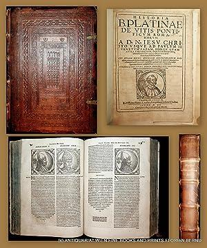 Liber de vita Christi ac pontificum omnium: Platina, Bartholomaeus //