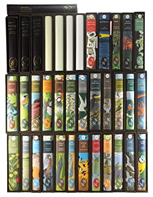 Complete Set of Leatherbound New Naturalists.