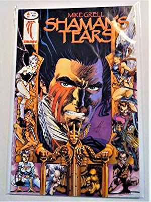 Details about  /Shaman/'s Tears #12 August 1995 Image Comics Mike Grell