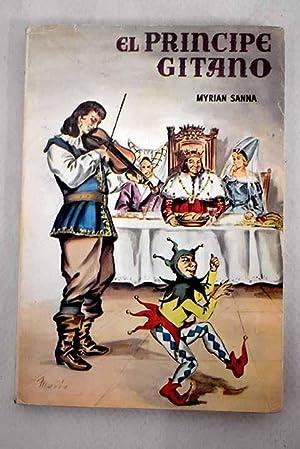 El príncipe gitano: Sanna, Myriam