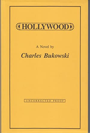 Hollywood. A Novel.: Bukowski, Charles