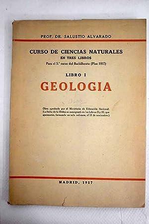 Geologia: Alvarado, S.