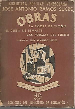 Obras - La Torre de Timon; El: Ramos Sucre, Jose