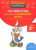110 ejercicios para mejorar la comprensión lectora.: Esther Echevarría, Montserrat