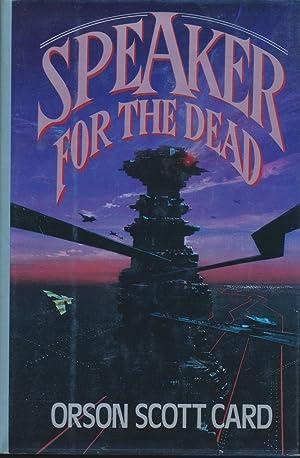 Speaker for the Dead SIGNED: Orson Scott Card