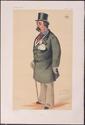 The Earl of Portarlington: Thomas Gibson Bowles